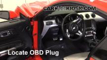 2015 Ford Mustang EcoBoost 2.3L 4 Cyl. Turbo Check Engine Light