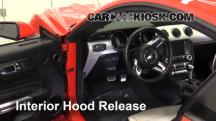 2015 Ford Mustang EcoBoost 2.3L 4 Cyl. Turbo Belts