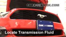 2015 Ford Mustang EcoBoost 2.3L 4 Cyl. Turbo Transmission Fluid