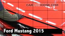 2015 Ford Mustang EcoBoost 2.3L 4 Cyl. Turbo Review