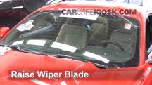 2015 Ford Mustang EcoBoost 2.3L 4 Cyl. Turbo Windshield Wiper Blade (Front)