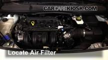 2015 Ford Transit Connect XL 2.5L 4 Cyl. Mini Cargo Van Air Filter (Engine)
