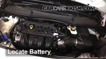 2015 Ford Transit Connect XL 2.5L 4 Cyl. Mini Cargo Van Battery