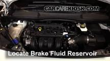 2015 Ford Transit Connect XL 2.5L 4 Cyl. Mini Cargo Van Brake Fluid