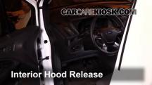 2015 Ford Transit Connect XL 2.5L 4 Cyl. Mini Cargo Van Capó