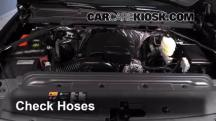 2015 GMC Sierra 2500 HD 6.0L V8 FlexFuel Extended Cab Pickup Hoses