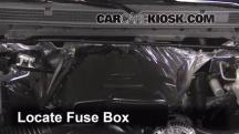 2015 GMC Sierra 2500 HD 6.0L V8 FlexFuel Extended Cab Pickup Fuse (Engine)