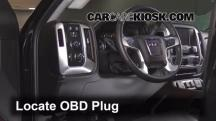2015 GMC Sierra 2500 HD 6.0L V8 FlexFuel Extended Cab Pickup Check Engine Light