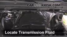 2015 GMC Sierra 2500 HD 6.0L V8 FlexFuel Extended Cab Pickup Líquido de transmisión