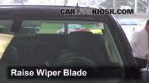 2015 GMC Sierra 2500 HD 6.0L V8 FlexFuel Extended Cab Pickup Windshield Wiper Blade (Front)