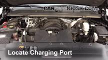 2015 GMC Yukon XL SLT 5.3L V8 FlexFuel Aire Acondicionado