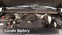 2015 GMC Yukon XL SLT 5.3L V8 FlexFuel Batería
