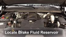2015 GMC Yukon XL SLT 5.3L V8 FlexFuel Líquido de frenos