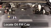 2015 GMC Yukon XL SLT 5.3L V8 FlexFuel Aceite