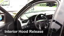 2015 GMC Yukon XL SLT 5.3L V8 FlexFuel Capó
