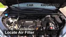 2015 Honda CR-V EX 2.4L 4 Cyl. Air Filter (Engine)