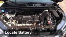 2015 Honda CR-V EX 2.4L 4 Cyl. Battery