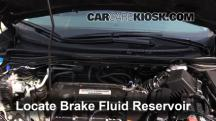 2015 Honda CR-V EX 2.4L 4 Cyl. Brake Fluid