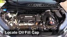 2015 Honda CR-V EX 2.4L 4 Cyl. Oil