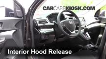 2015 Honda CR-V EX 2.4L 4 Cyl. Belts