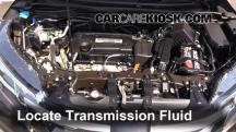 2015 Honda CR-V EX 2.4L 4 Cyl. Transmission Fluid