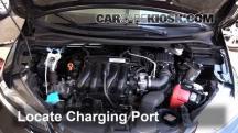 2015 Honda Fit EX 1.5L 4 Cyl. Aire Acondicionado