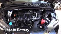 2015 Honda Fit EX 1.5L 4 Cyl. Batería