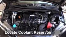 2015 Honda Fit EX 1.5L 4 Cyl. Pérdidas de líquido