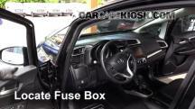 2015 Honda Fit EX 1.5L 4 Cyl. Fusible (interior)