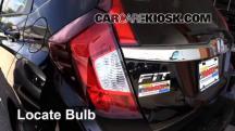2015 Honda Fit EX 1.5L 4 Cyl. Luces
