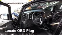 2015 Honda Fit EX 1.5L 4 Cyl. Compruebe la luz del motor