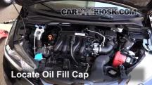 2015 Honda Fit EX 1.5L 4 Cyl. Aceite