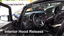 2015 Honda Fit EX 1.5L 4 Cyl. Capó
