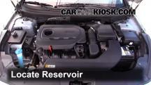 2015 Hyundai Sonata SE 2.4L 4 Cyl. Líquido limpiaparabrisas
