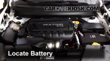 2015 Jeep Cherokee Latitude 2.4L 4 Cyl. Battery