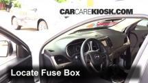 2015 Jeep Cherokee Latitude 2.4L 4 Cyl. Fuse (Interior)