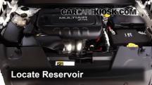 2015 Jeep Cherokee Latitude 2.4L 4 Cyl. Windshield Washer Fluid