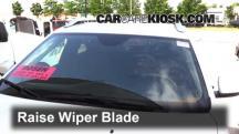 2015 Jeep Cherokee Latitude 2.4L 4 Cyl. Windshield Wiper Blade (Front)