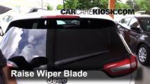 2015 Jeep Cherokee Latitude 2.4L 4 Cyl. Windshield Wiper Blade (Rear)