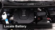 2015 Kia Sedona LX 3.3L V6 Battery