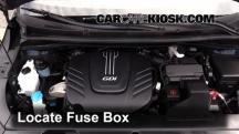 2015 Kia Sedona LX 3.3L V6 Fusible (motor)