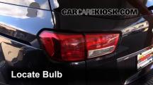 2015 Kia Sedona LX 3.3L V6 Luces