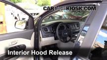2015 Kia Sedona LX 3.3L V6 Capó