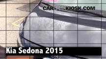 2015 Kia Sedona LX 3.3L V6 Review