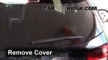 2015 Kia Sedona LX 3.3L V6 Escobillas de limpiaparabrisas trasero