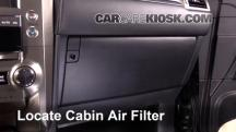 2015 Lexus GX460 Luxury 4.6L V8 Air Filter (Cabin)