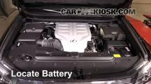 2015 Lexus GX460 Luxury 4.6L V8 Battery
