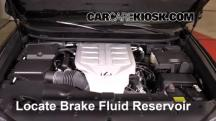 2015 Lexus GX460 Luxury 4.6L V8 Brake Fluid