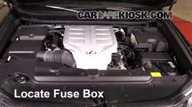 2015 Lexus GX460 Luxury 4.6L V8 Fuse (Engine)