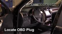 2015 Lexus GX460 Luxury 4.6L V8 Check Engine Light